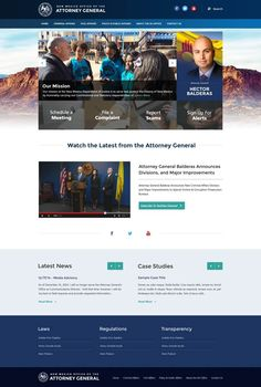 10 Best Government Websites Images Government Web Design New Mexico