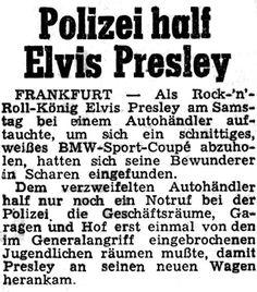 Image result for Elvis Presley december 21, 1958
