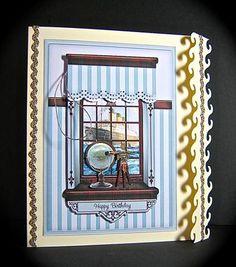 Explorer Arched Window Mini Kit