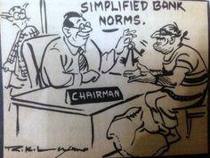 R.K. Laxman's Cartoons