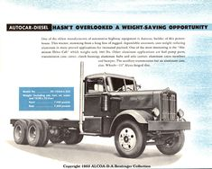 David A. Bontrager Vintage Truck Advertising & Literature Collection