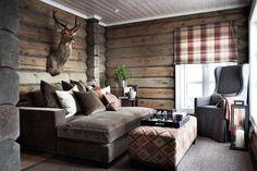 the Best of Ski Chalet Interiors & Design Cabin Homes, Log Homes, Lodge Style, Chalet Style, Cabins And Cottages, Interior Exterior, Kitchen Interior, Cabin Furniture, Western Furniture