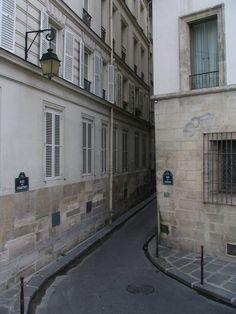 Petite Ruelle, Paris 1998