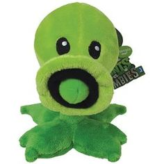 NEW Official Sealed Jazwares Plants vs Zombies - Pea Shooter Plush Doll Toy Plants Vs Zombies, Norman Reedus, Plush Dolls, Doll Toys, Kids Gifts, Baby Gifts, P Vs Z, Plant Zombie, Zombie Party