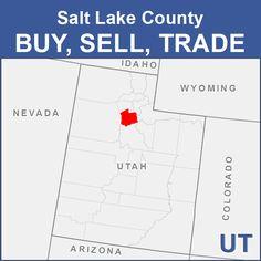 Salt Lake County Buy, Sell, Trade - UT Idaho, Wyoming, Nevada, Arizona, Salt Lake County, Stuff For Free