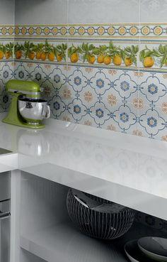 Сорренто - коллекция керамической плитки фабрики Kerama Marazzi
