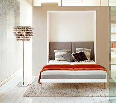 Ulisse - Space Saving, Queen Sized, Wall Bed