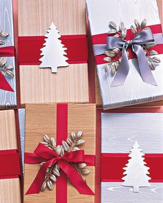 gift wrap/cut outs