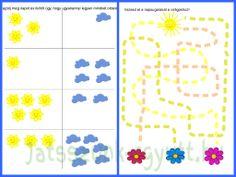 Egészítsd ki ugyanannyira! Vezesd el a napsugarakat a virágokhoz! http://jatsszunk-egyutt.hu/napocskas-jatekcsomag/