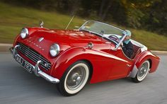 June2012Triumph_700 - This drew the most attention from fans in January. Thanks for the interest.