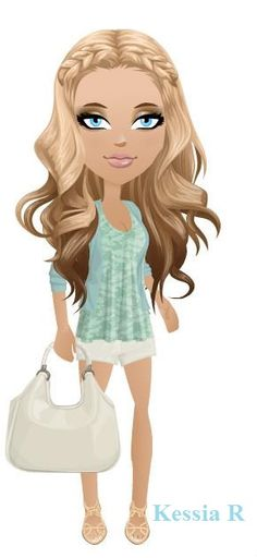Mall world summer/ spring outfit