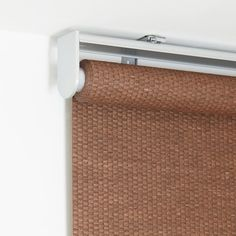 """BLEKING Roller blind, red-brown, 35x76 ¾"""" - IKEA Black Roller Blinds, Ikea Curtains, Stores, Decoration, Ikea Ikea, Curtain Ideas, Brown, Home Decor, Rolling Shutter"""