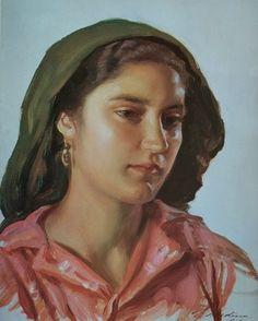 Henrique Medina - Pintor da beleza feminina - (1901 - 1988)