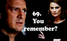 Definitely in the top 5 most painful moments on Castle. I'm pretty sure I stopped breathing for a moment.