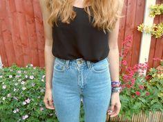 American Apparel Mom Jeans | BAMBI LEGS