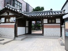 Bukchon Hanok Village, Visitor Center, Seoul, Korea