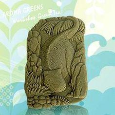 Dinosaur Silicone Soap Mould
