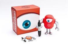 Sketchbot V5: Red