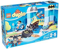 Super Heroes 10599 Batman Adventure Building Kit LEGO DUPLO - Toys 4 My Kids