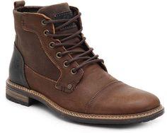 Cap toe boots, Mens biker boots, Boots