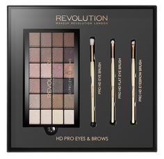 Makeup Revolution HD Pro Eyes and Brows