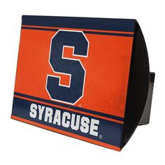 Syracuse Orange Trailer Hitch Cover, Multicolor