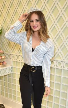 Debby Ryan, Girl Celebrities, Beautiful Celebrities, Summer Blonde Hair, Hot Actresses, Woman Crush, Her Style, Fashion Models, Cute Outfits