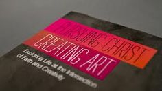 Pursuing Christ, Creating Art by Gary A. Molander.  Great book for artists who want to connect their relationship with God and their creativity.