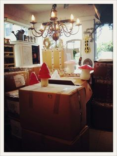 Bonbon Misha boutique in Taiwan, shop interior
