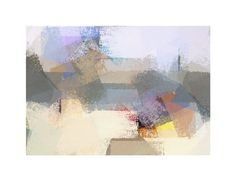 "ABSTRACT ART - Large Canvas Print up to 60"" x 42"""