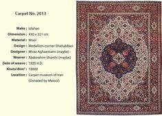 Isfahan antique rug & Carpet www.malool.com