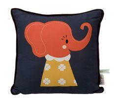 Elle Elephant Cushion