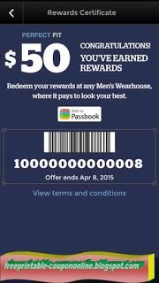 Men's Wearhouse Coupons Ends of Coupon Promo Codes MAY 2020 ! Men 's Wearhouse is a great retailer who sells premium suits made from . Mcdonalds Coupons, Kfc Coupons, Best Buy Coupons, Pizza Coupons, Grocery Coupons, Online Coupons, Discount Coupons, Papa Johns Coupon Code, Wendys Coupons