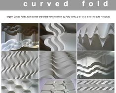 9: Curved Paper