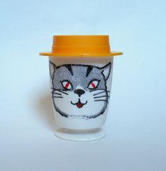 Cat hat cup!