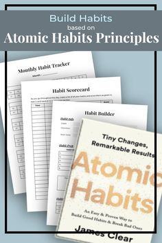 Routine Printable, Printable Planner, Printables, Self Development, Personal Development, Forming Habits, Good Habits, Healthy Habits, Marketing Goals