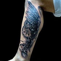 Dream Catcher Tattoo For Men Interesting 29 Dreamcatcher Tattoos For Men  Pinterest  Dreamcatcher Tattoos Inspiration Design