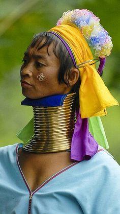 Kayan Tribal Women