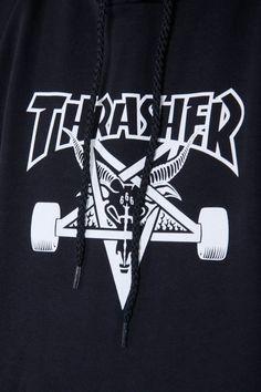 dec8fdcf0571 Thrasher - Thrasher Hood Skate Goat