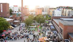 Teurastamo. Kuva: Maria Miklas/Teurastamo Night Market