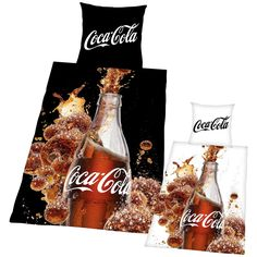 Coca Cola - pussilakanasetti Coca Cola, Joko, Jack Daniels Whiskey, Whiskey Bottle, Wine, Drinks, Drinking, Beverages, Drink