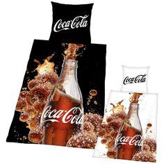 Coca Cola - pussilakanasetti