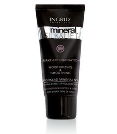 Podkład MINERAL SILK&LIFT INGRID | Verona Cosmetics - producent kosmetyków - Verona