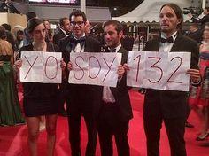 #YoSoy132 Cannes
