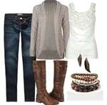 fall 2012 outfits for women