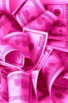 Magenta Pink Money ღ Pink Love, Pretty In Pink, Hot Pink, Vintage Pink, Tout Rose, Everything Pink, Oeuvre D'art, Girly Things, Pink Color
