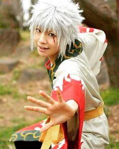 Ero-sennin cosplay ❤ #Jiraiya #EroSennin #PervySage #Naruto