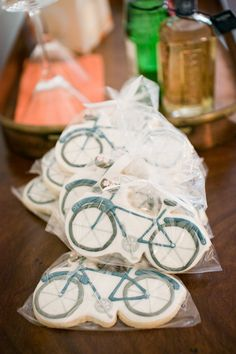 bicycle cookies // photo by Kaysha Weiner