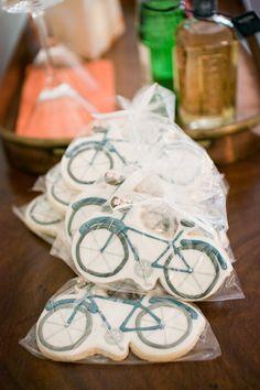 bicycle cookies // photo by Kaysha Weiner