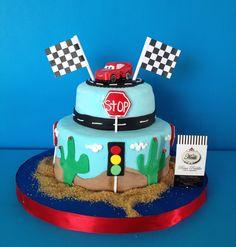 CARS CAKE, by RINA PADILLA KEIK!